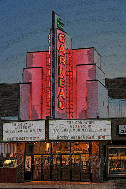 last of the deco style theatres in alberta it opened its. Black Bedroom Furniture Sets. Home Design Ideas