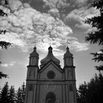 Are you looking for an Alberta church.  My library of churches in extensive.