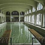 Pool as it looked in the 1940's