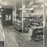 First IGA in Edmonton.  Photograph 1950.